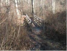 Little River Greenway bridge