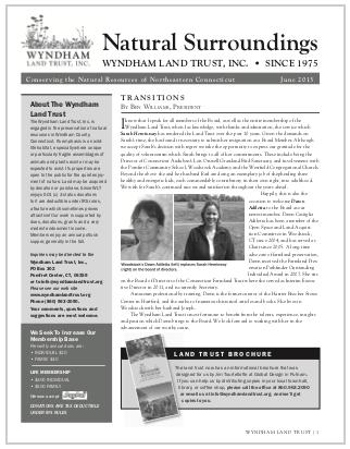 WLTJune2013 Newsletter
