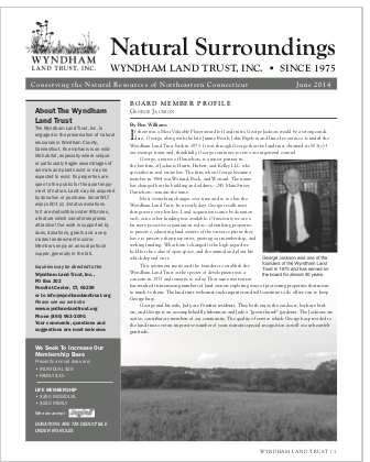 WLTJune2014 Newsletter