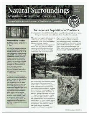 Aug 2009 Newsletter Thumbnail